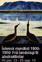 Íslensk Myndlist