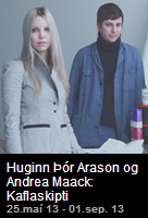 Huginn og Andrea