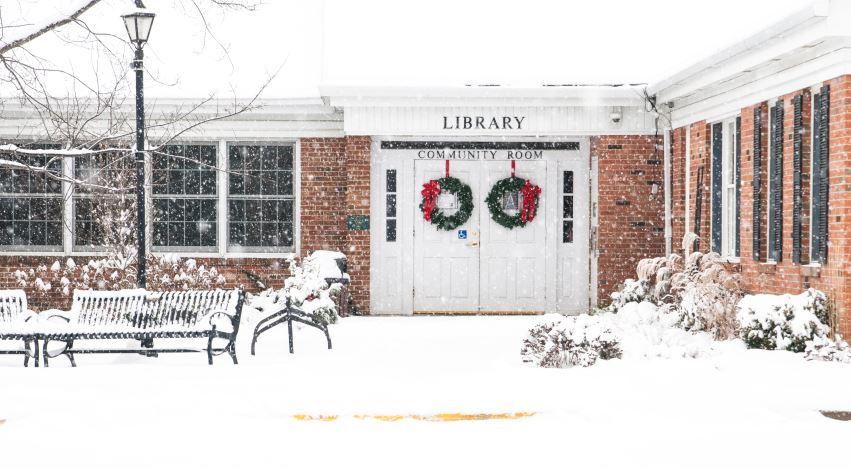Elm Grove Public Library exterior