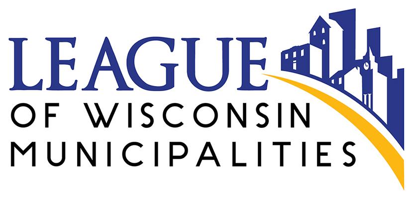 Logo for League of Wisconsin Municipalities