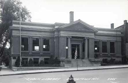 Historic image of Watertown Public Library