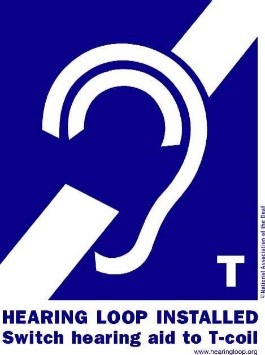 Logo icon for Hearing Loop