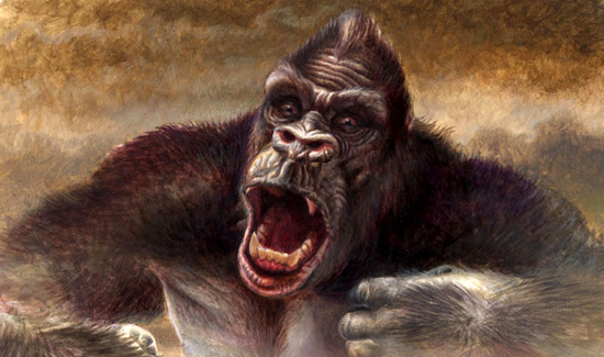 Gorillas of Strategy