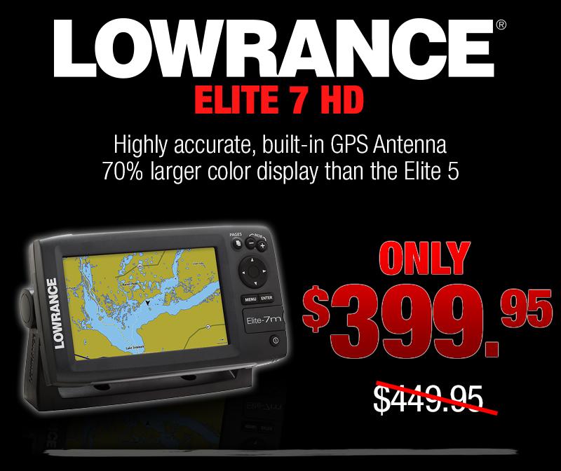 Lowrance Elite 7