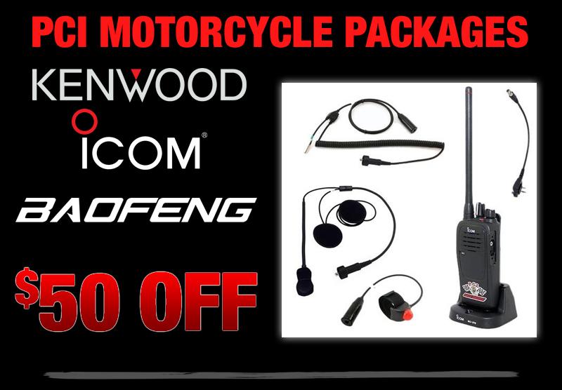 $50 OFF Moto Kits