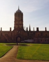 A Trip Back in (British) Time in Oxford, England
