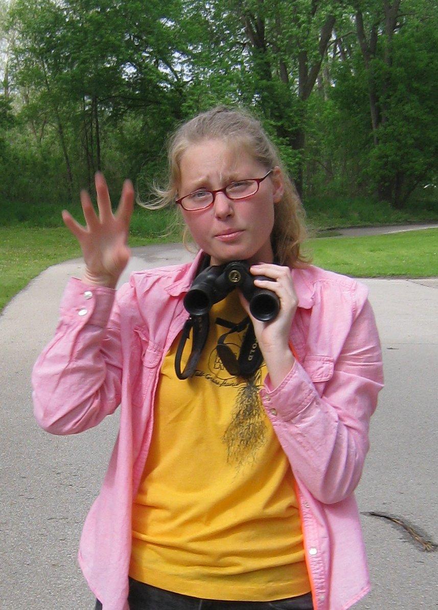 Iowa's Tundra Tourist