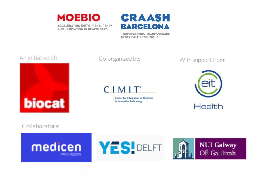Organitzadors CRAASH Barcelona