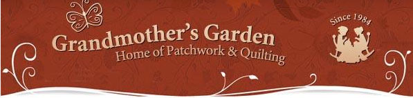 Grandmother's Garden Patchwork & Quilting