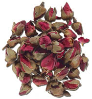 Rose Buds Organic at Culinary Teas