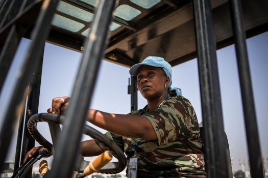 Work in progress for Africa's remaining conflict hotspots