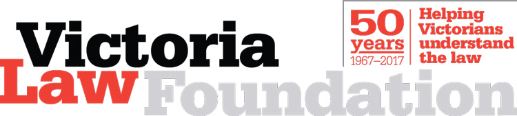 Victoria Law Foundation, Helping Victorians understand the law