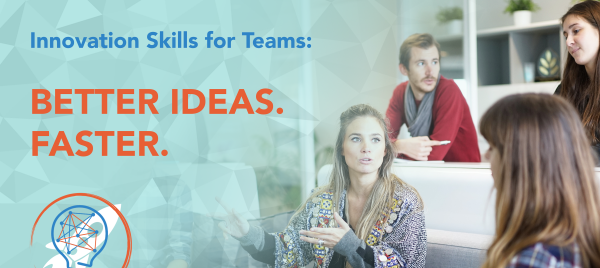 Innovation skills for teams