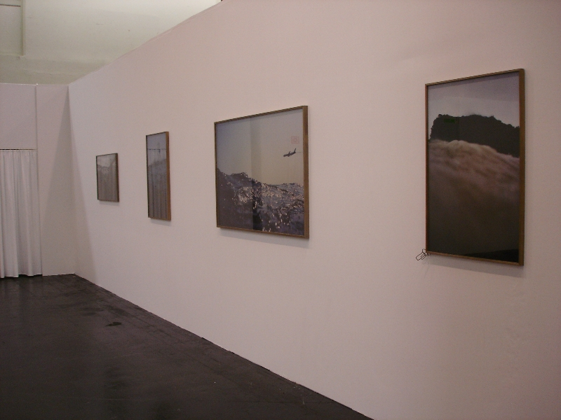 Booth at Art Cologne fair