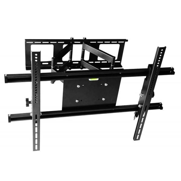 "42""-90"" Full Motion Dual Arm TV Wall Mount"