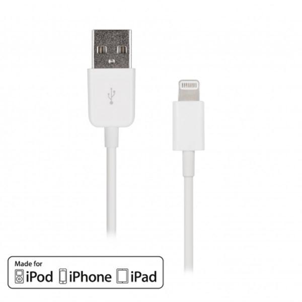TechCraft 6' USB 2.0 Lightning Cable