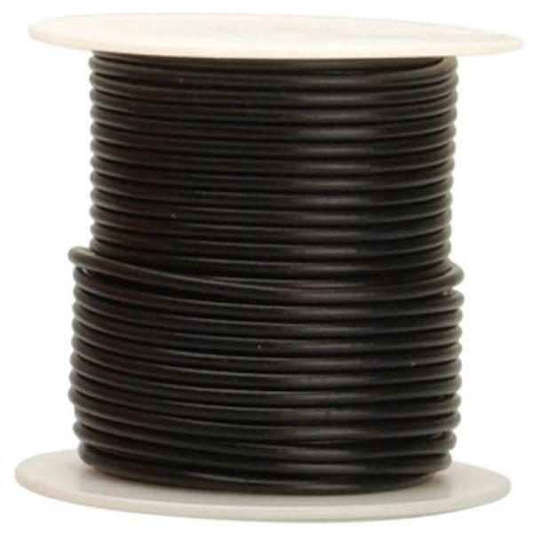 1000' Outdoor RG6/U Double Shielded CCS Coax Cable – Gel Filled