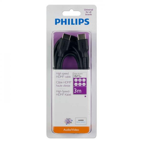 Philips 12 ft. High-Speed HDMI Cable with Ethernet