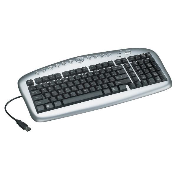 Tripp-Lite Multimedia USB Keyboard