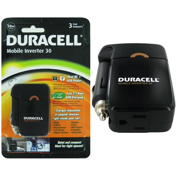 Duracell Mobile Inverter 30