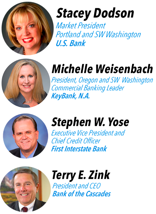 See panel speakers Stacey Dodson, Michelle Weisenbach, Stephen W. Yose and Terry E. Zink.