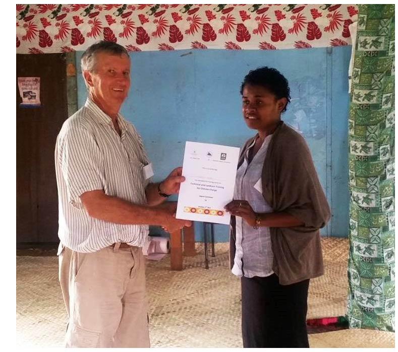 Fiji Certificate