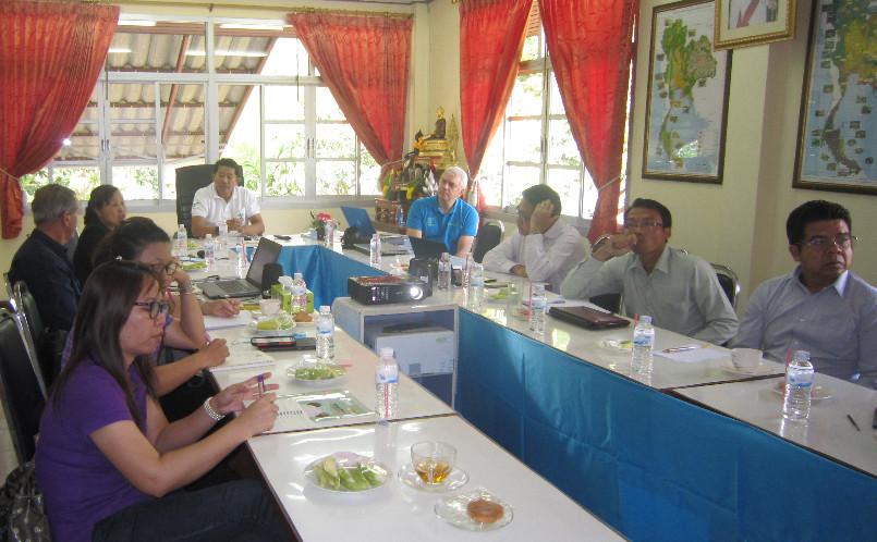 Soil Analysis Training Participants