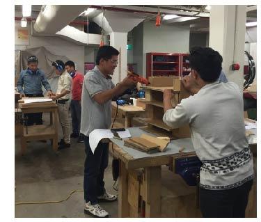 Furniture Design Training