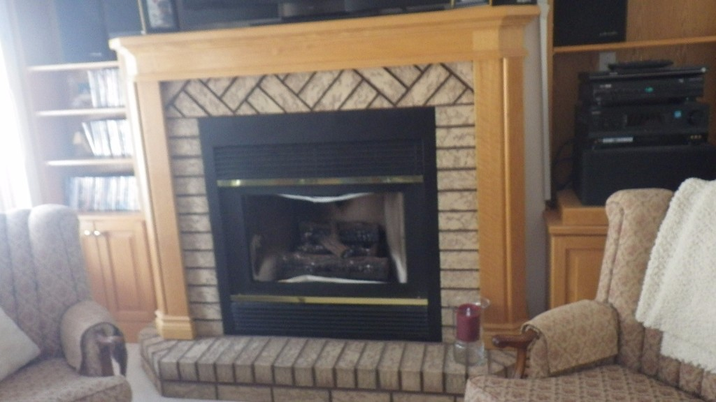 Photo of Security Direct-Vent Gas Fireplace - Model SRGH36