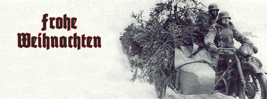 Happy Christmas from Luftwaffe Supplies
