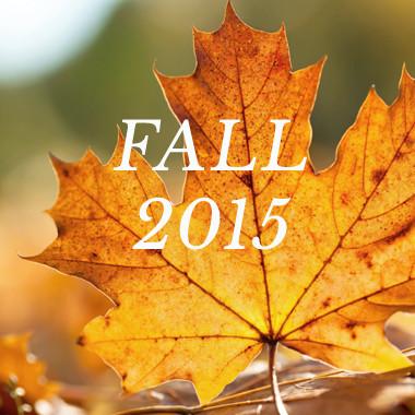 Fall Planning