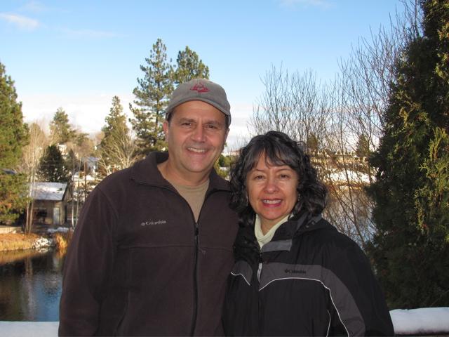 Larry Messerman & Jessica De la O