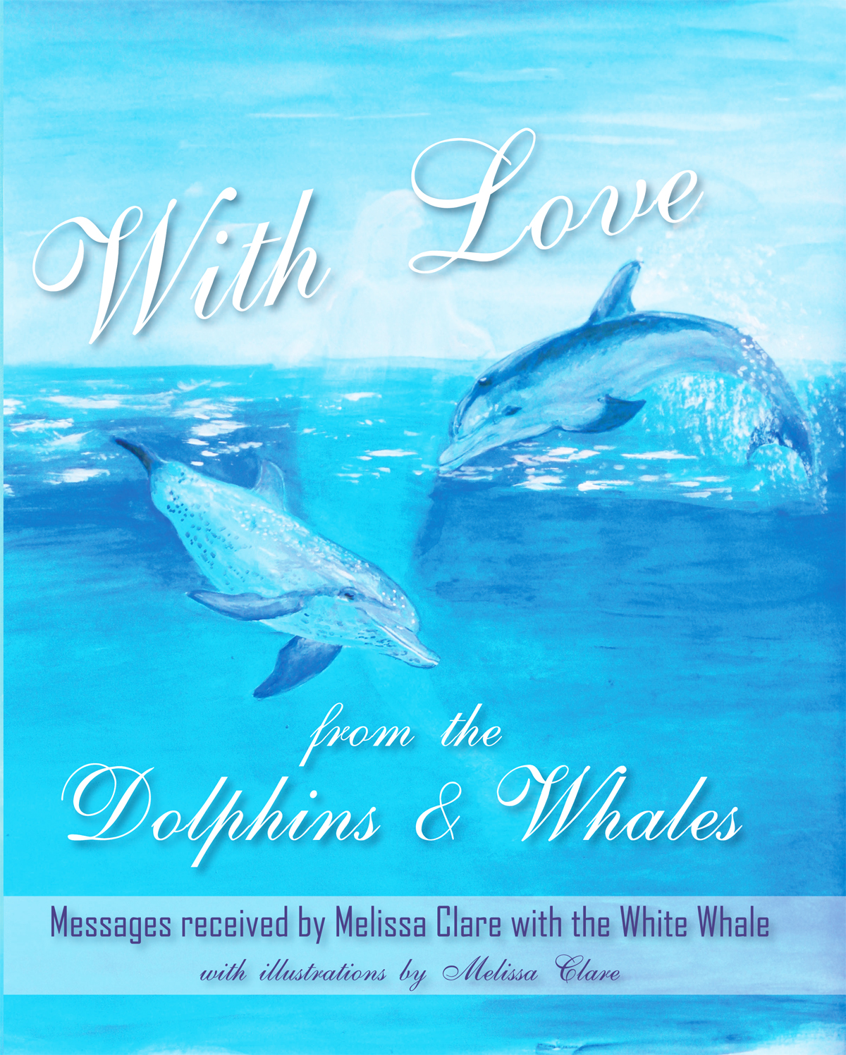 With Love from the Dolphins & Whales Image