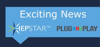 hepstar selected for world's largest acceleraor program