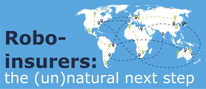 Robo-insurers: the (un)natural next step