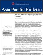Asia Pacific Bulletin