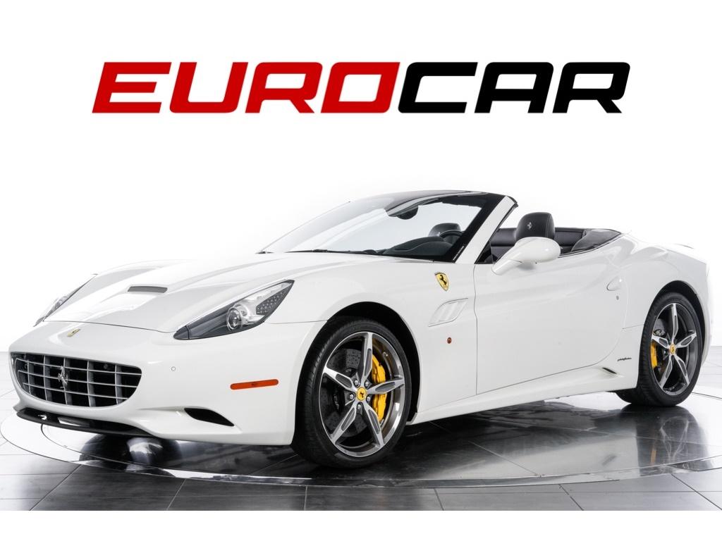 2013 Ferrari California (Special Handling Package) Convertible