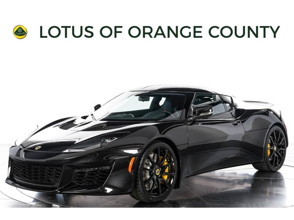 2018 Lotus Evora 400 Coupe