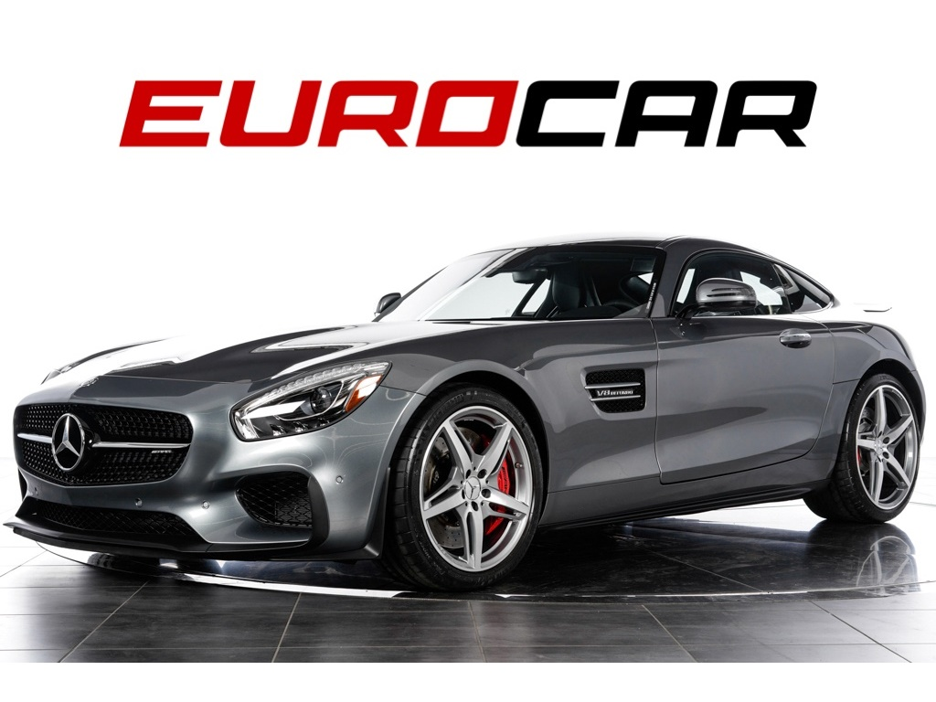 2016 Mercedes-Benz AMG GT S ($141,330.00 MSRP) Coupe