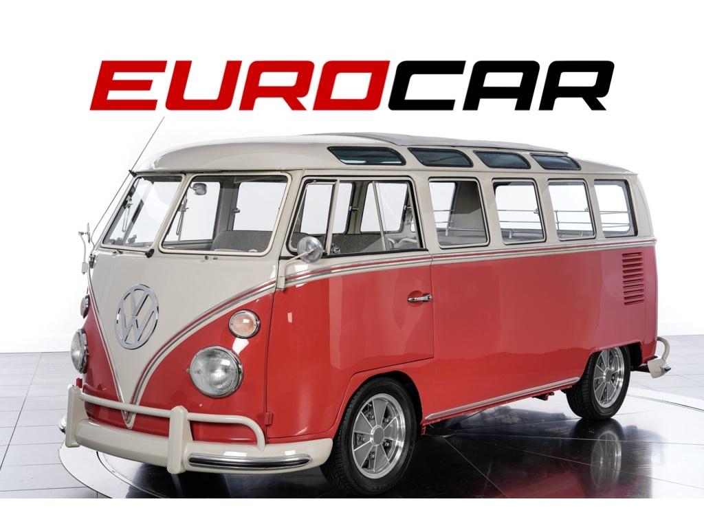 1965 Volkswagen Bus/Vanagon 21 Window (restored) Van