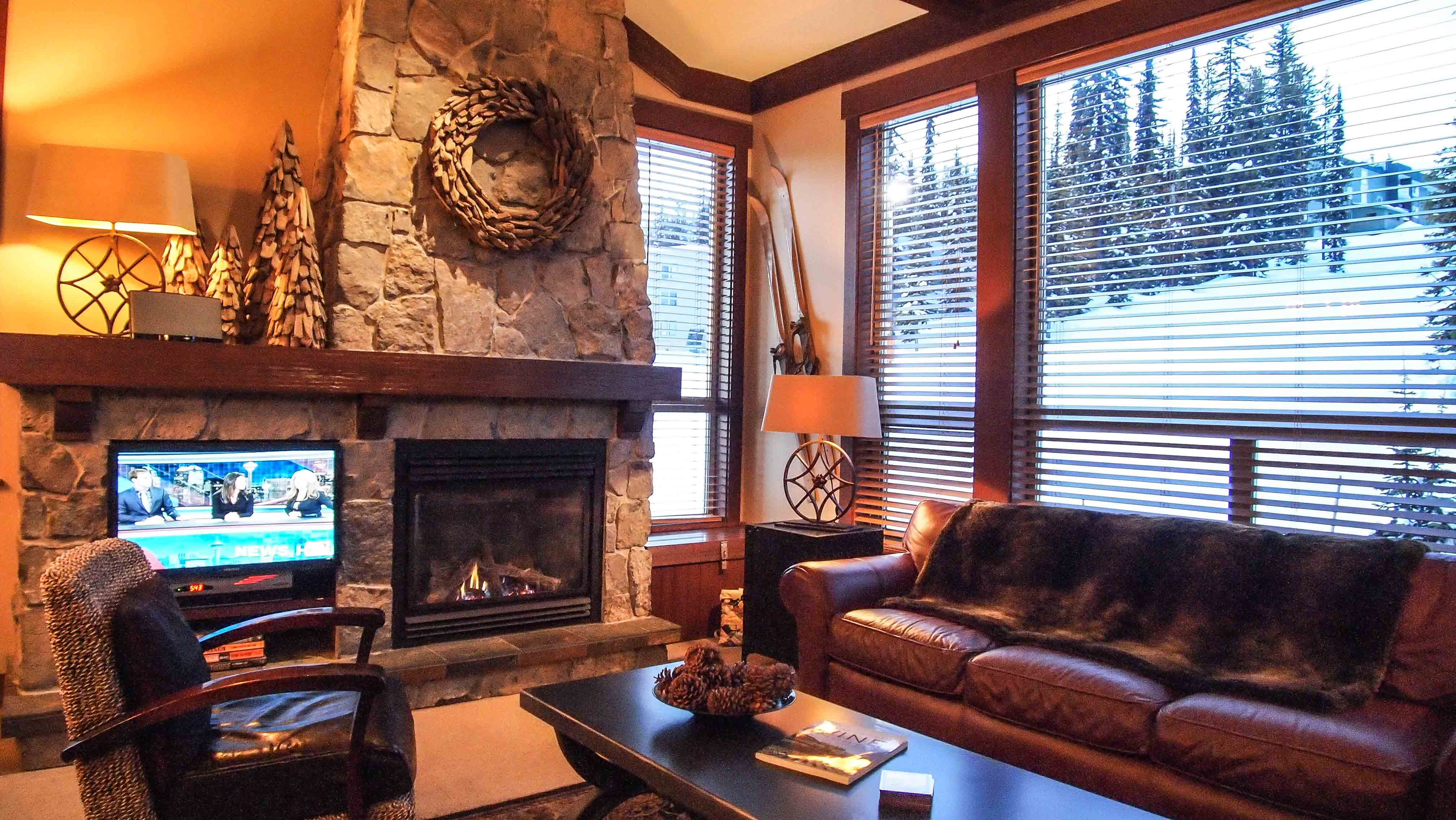 Luxury living at Stonebridge 2404 overlooking the Home Run