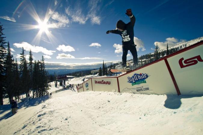 Wi Fi now available at Telus Park, Big White Ski Resort