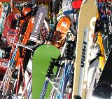 Ski & Snowboards - huge variety to choose from