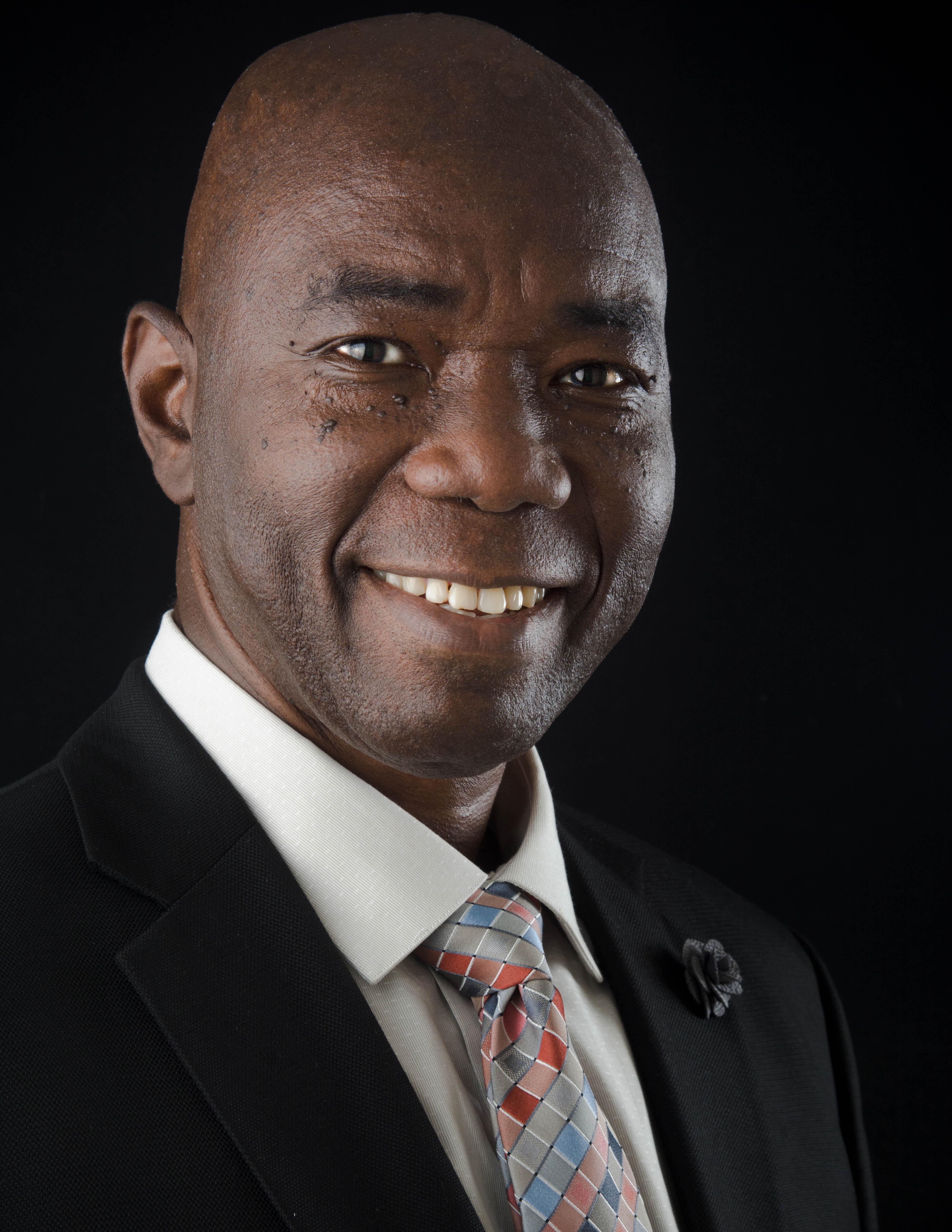 John Akhile Author Photo