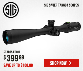 SIG Sauer TANGO4 - Save Up To $160