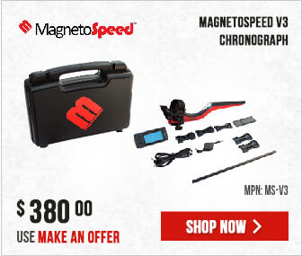MagnetoSpeed V3 Chronograph