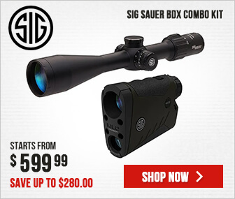 SIG Sauer BDX Combo Kit - Save Up To $280