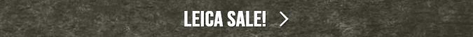 Leica Sale!
