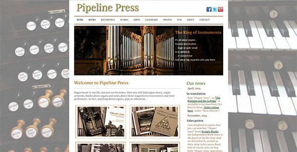 pipeline press website