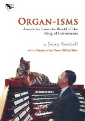 Organ-isms book of funny stories from organists